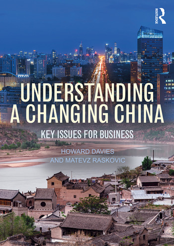 Understanding a Changing China Key Issues for Business book cover