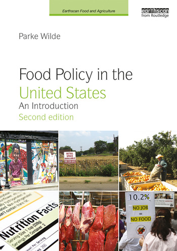 Food Policy in the United States An Introduction book cover