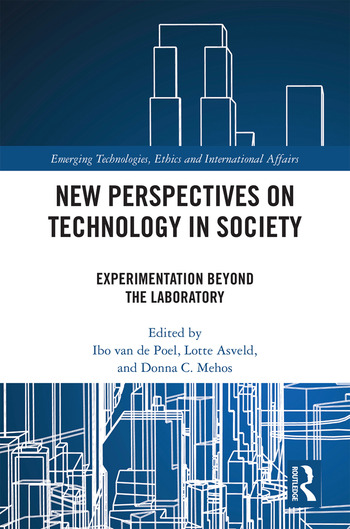 New Perspectives on Technology in Society Experimentation Beyond the Laboratory book cover