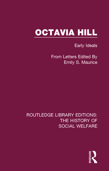 Octavia Hill Early Ideals. book cover