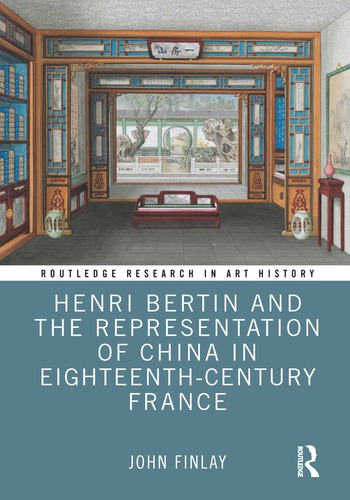 Henri Bertin and the Representation of China in Eighteenth-Century France book cover