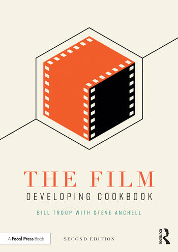 The Film Developing Cookbook book cover