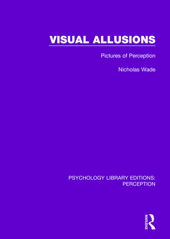 Visual Allusions Pictures of Perception book cover