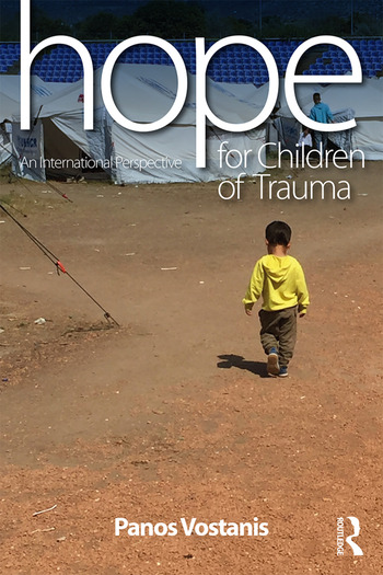 Hope for Children of Trauma An international perspective book cover