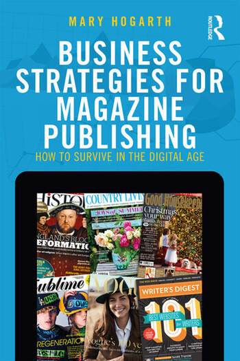 Business Strategies for Magazine Publishing How to Survive in the Digital Age book cover