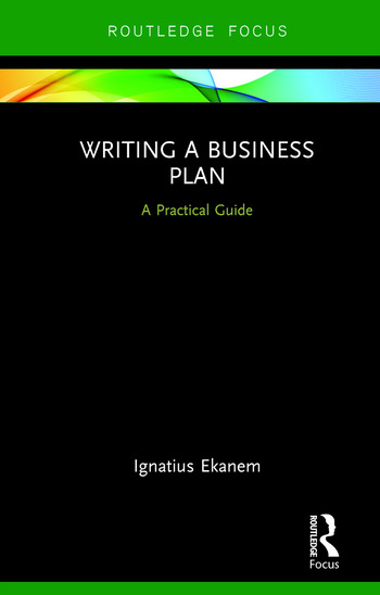 Writing a Business Plan A Practical Guide book cover