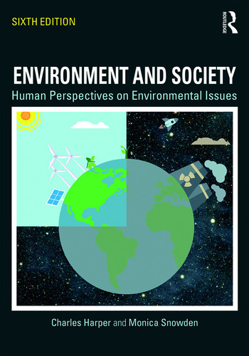 Environment and Society Human Perspectives on Environmental Issues book cover