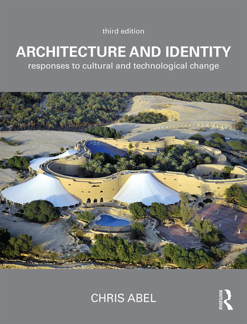 Architecture and Identity Responses to Cultural and Technological Change book cover
