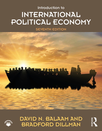 Introduction to International Political Economy book cover