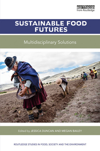 Sustainable Food Futures Multidisciplinary Solutions book cover
