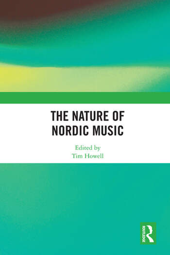 The Nature of Nordic Music book cover