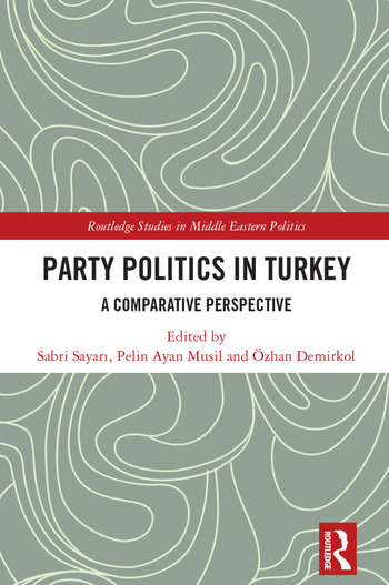 Party Politics in Turkey A Comparative Perspective book cover