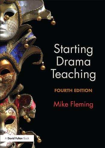 Starting Drama Teaching book cover