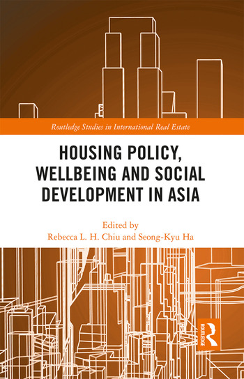 Housing Policy, Wellbeing and Social Development in Asia book cover