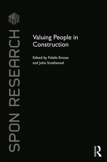 Valuing People in Construction book cover