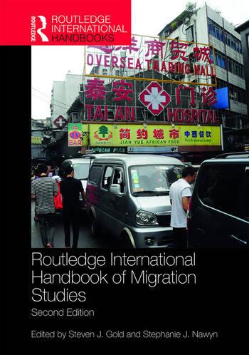 Routledge International Handbook of Migration Studies book cover