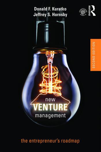 New Venture Management The Entrepreneur's Roadmap book cover