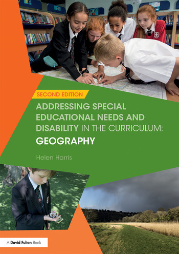 Addressing Special Educational Needs and Disability in the Curriculum: Geography book cover