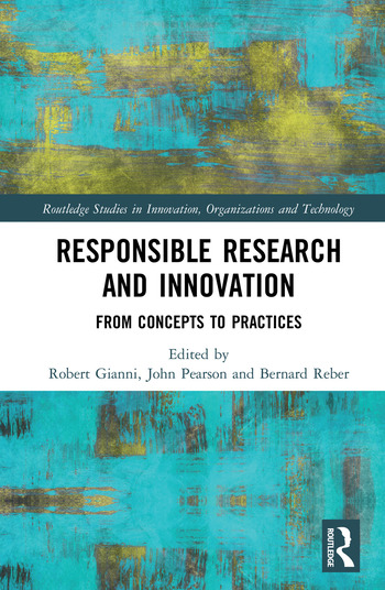 Responsible Research and Innovation From Concepts to Practices book cover
