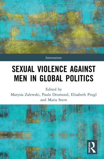 Sexual Violence Against Men in Global Politics book cover
