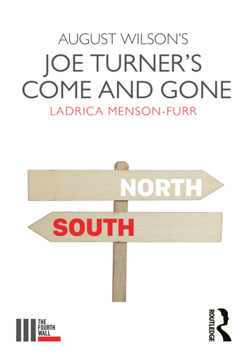 August Wilson's Joe Turner's Come and Gone book cover