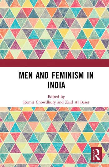 Men and Feminism in India book cover
