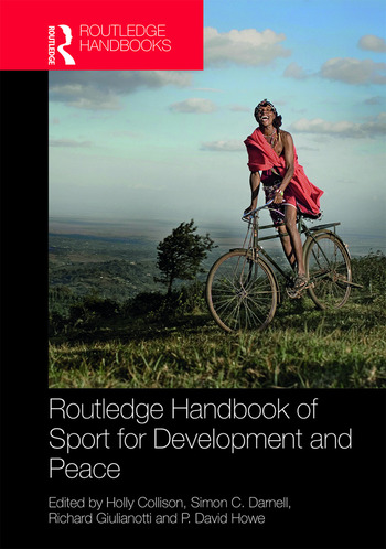 Routledge Handbook of Sport for Development and Peace book cover