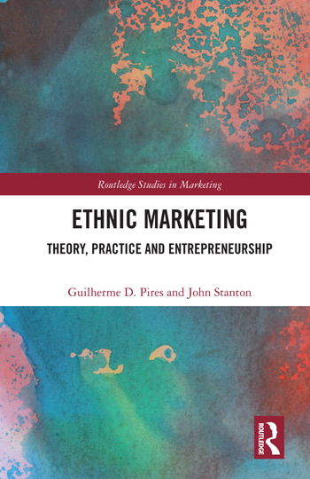 Ethnic Marketing Theory, Practice and Entrepreneurship book cover