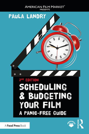 Scheduling and Budgeting Your Film A Panic-Free Guide book cover