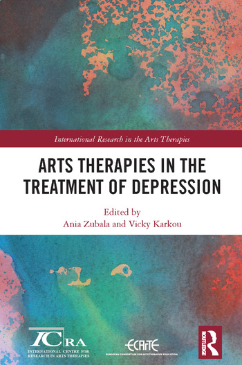 Arts Therapies in the Treatment of Depression book cover