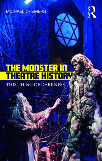 The Monster in Theatre History This Thing of Darkness book cover