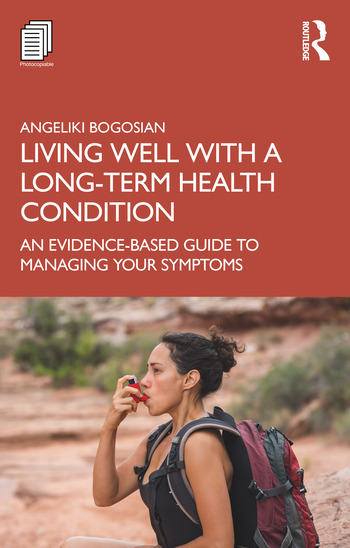 Living Well with Chronic Illness An Evidence-Based Guide to Managing Your Symptoms book cover