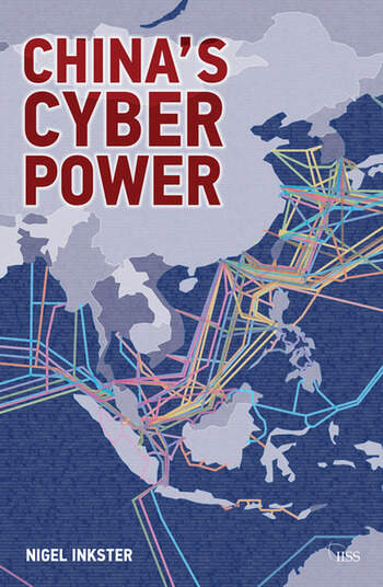 China's Cyber Power book cover
