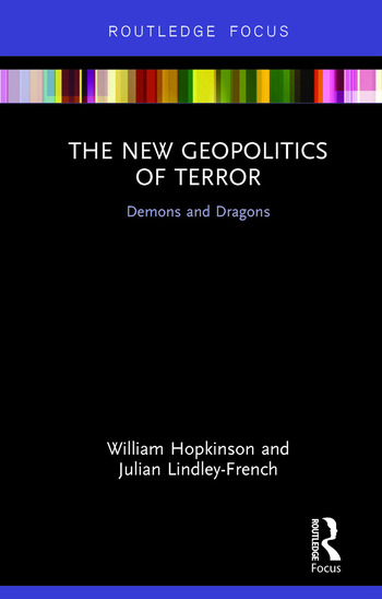 The New Geopolitics of Terror Demons and Dragons book cover