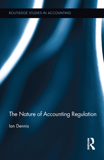 The Nature of Accounting Regulation book cover