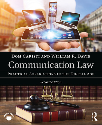 Communication Law Practical Applications in the Digital Age book cover