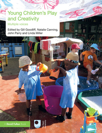 Young Children's Play and Creativity Multiple Voices book cover