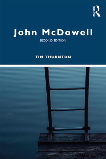 John McDowell book cover