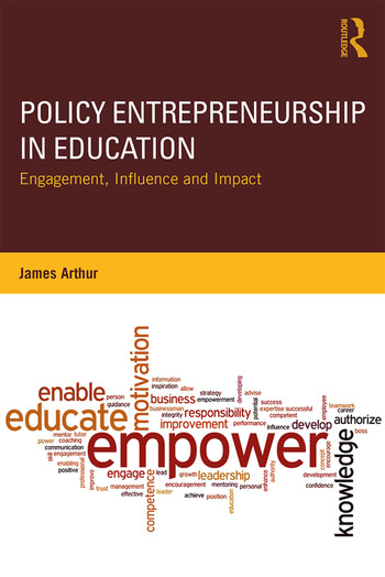 Policy Entrepreneurship in Education Engagement, Influence and Impact book cover