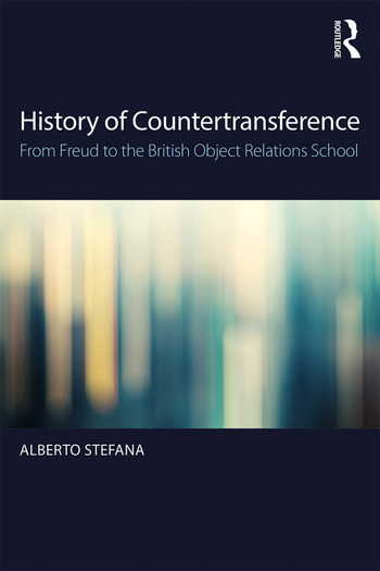 History of Countertransference From Freud to the British Object Relations School book cover