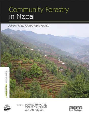 Community Forestry in Nepal Adapting to a Changing World book cover