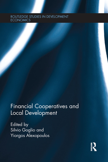 Financial Cooperatives and Local Development book cover