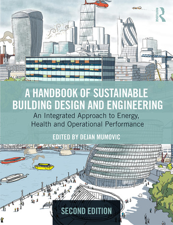 A Handbook of Sustainable Building Design and Engineering An Integrated Approach to Energy, Health and Operational Performance book cover