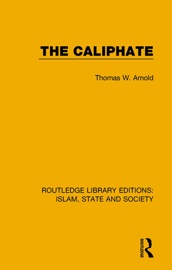 The Caliphate book cover