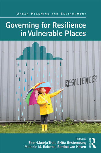 Governing for Resilience in Vulnerable Places book cover