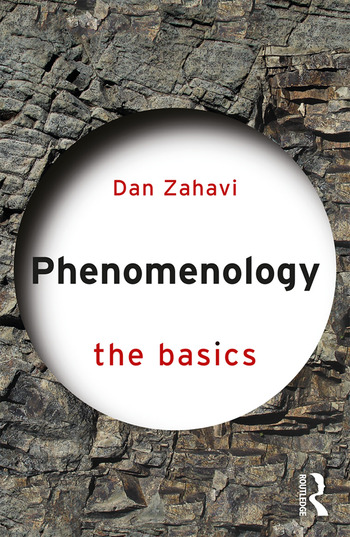 Phenomenology: The Basics book cover