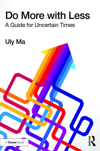 Do More with Less A Guide for Uncertain Times book cover