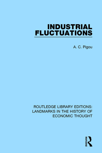 Industrial Fluctuations book cover