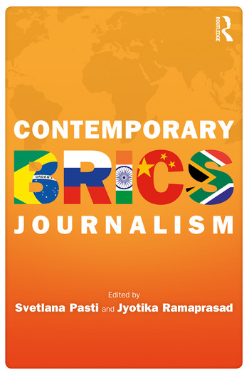 Contemporary BRICS Journalism Non-Western Media in Transition book cover