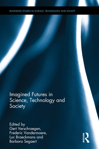 Imagined Futures in Science, Technology and Society book cover
